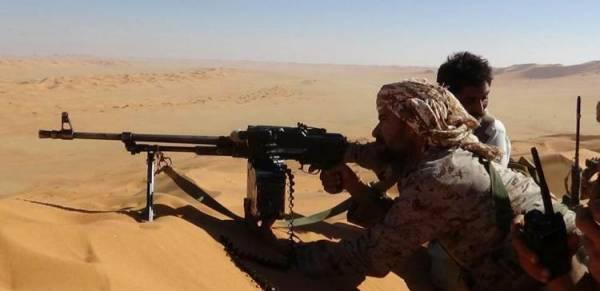 هجوم فاشل لمليشيا الحوثي يوقع قتلى وأسرى بصفوفها في برط العنان شمالي الجوف