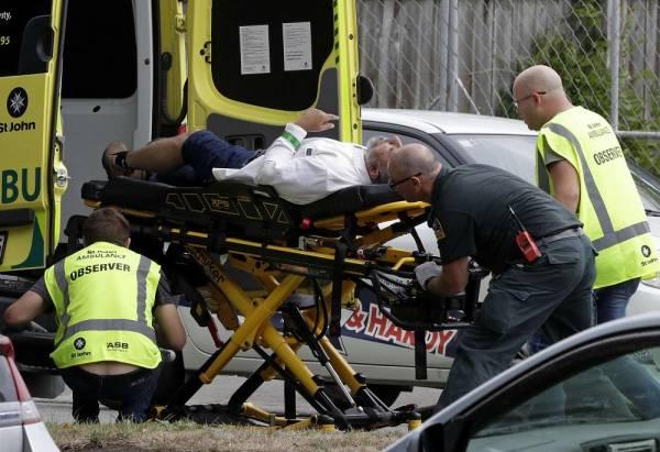 مذبحة بهجوم إرهابي على مسجدين في نيوزلندا
