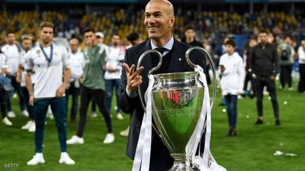 رئيس ريال مدريد السابق يكشف سر عودة زيدان