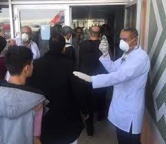 """مدير الخدمات الصحية بمطار """"عدن الدولي""""  يبعث رسالة إطمئنان إلى جميع المواطنين"""