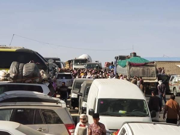 """""""الحجر الصحي"""" على طريقة مليشيات الحوثي.. كيف تمتهن آدمية 3 الآف يمني تحتجزهم بمحافظة البيضاء !؟ - تفاصيل"""