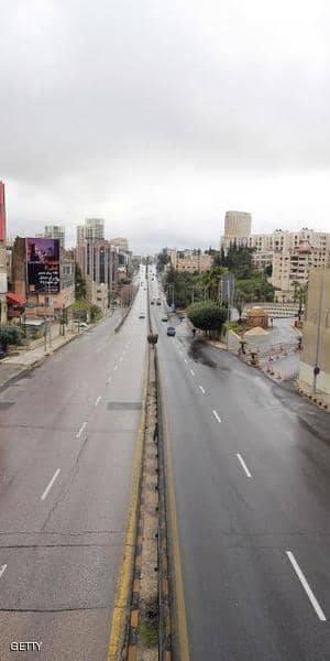 أول دولة عربية تعلن حظر التجول لمواجهة