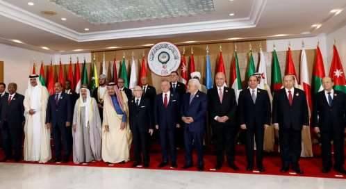 البيان الختامي للقمة العربية في تونس – (نص البيان)