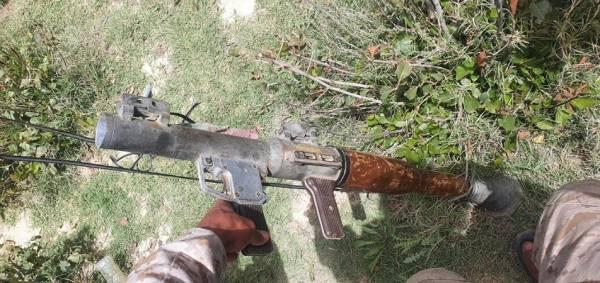 """الجيش يعلن تحرير مواقع جديدة في """"باقم صعدة"""" وتدمير عتاد عسكري حوثي بإسناد من مدفعية التحالف العربي"""