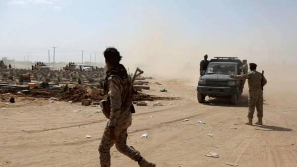 الجيش والقبائل يحرزان تقدم نوعي في صرواح بإسناد من مقاتلات التحالف العربي - تفاصيل