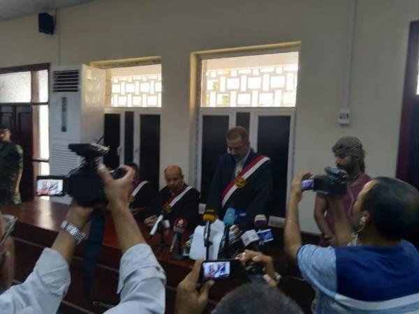 البدء بمحاكمة 32 من قيادات مليشيا الحوثي الموالية لإيران - الأسماء
