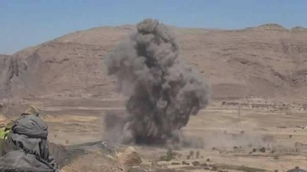 صعدة: مصرع 113 من مليشيا الحوثي وجرح اكثر من 200 في 5 أيام