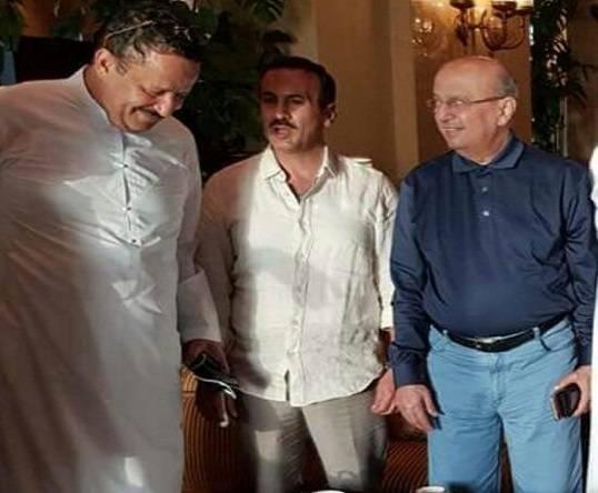 في إطار ترتيب البيت المؤتمري.. ظهور جديد للسفير احمد علي عبدالله صالح