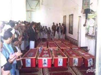 خلال 48 ساعة.. معارك نهم تغرق مستشفيات صنعاء بمئات القتلى والجرحى