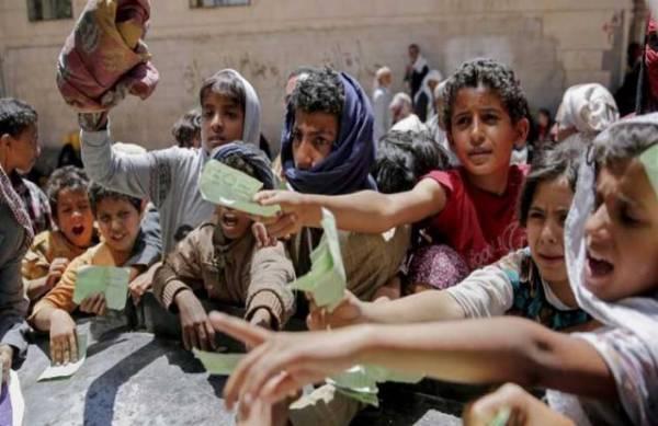 برنامج الغذاء العالمي: كارثة إنسانية في اليمن تعرض جيلاً كاملاً للخطر