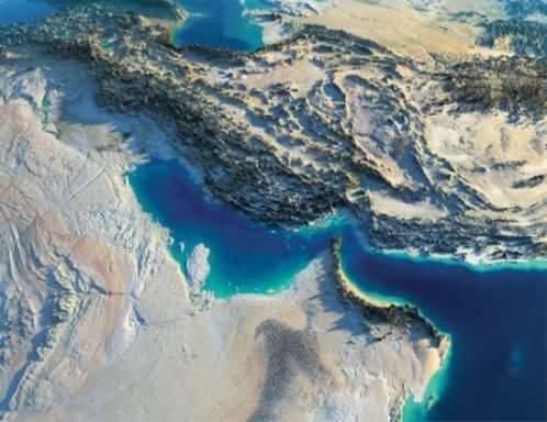 قناة بحرية سعودية ضخمة تعزل قطر في «جزيرة&#34