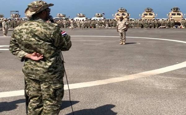 البخيتي يدعو العسكريين للالتحاق بقوات طارق صالح لاستعادة الجمهورية