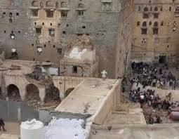 (الصرخة) الحوثية وفرض خطيب بالقوة تمنع المواطنين من الصلاة في جامع إب الكبير