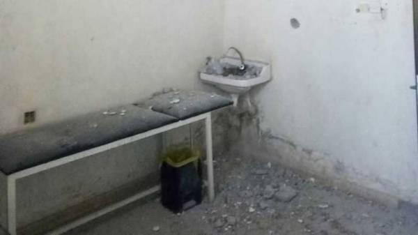 ميليشيات الحوثي تقصف مستشفى في محافظة الحديدة