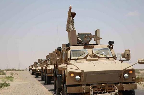 ماهو الوصف الذي اطلقته مليشيات الحوثي على زحوفات قوات طارق صالح...؟