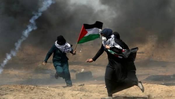 قبل ساعات من فتح واشنطن سفارتها في القدس.. 40 شهيداً و1700 جريح فلسطيني برصاص الاحتلال