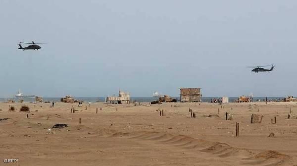 &#34الرعد الأحمر&#34.. عملية خاطفة لقوات التحالف العربي تدمر مركز قيادة وسيطرة للحوثيين بالحديدة