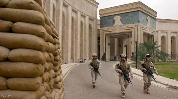 &#34تهديد مرتبط بإيران&#34 وراء سحب دبلوماسيين أميركيين من العراق