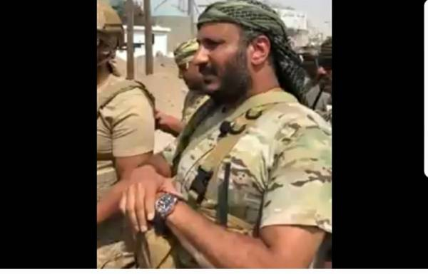 العميد طارق صالح يبارك انتصارات الأبطال في قعطبة