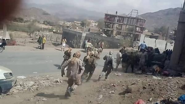 قعطبة حرة بالكامل ومصرع مئات الحوثيين وعلى رأسهم قائدهم الميداني..! – (الاسم+تفاصيل)