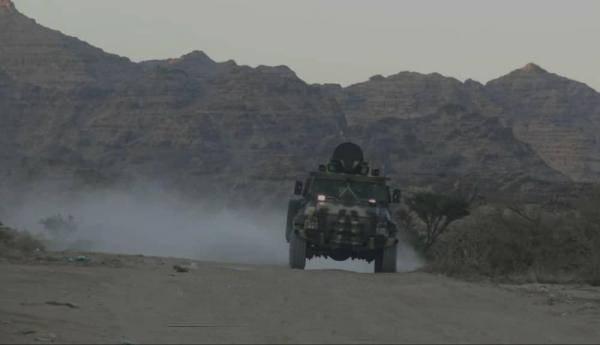 القوات الحكومية تواصل التوغل في الصفراء بصعدة والمليشيا الحوثية تتكبد خسائر فادحة..!