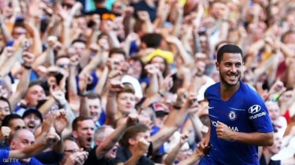 هازارد فرض شروطه قبل الخطوة الأولى.. أعلى راتب في ريال مدريد