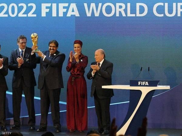 دعوة للفيفا لإلغاء كأس العالم في قطر