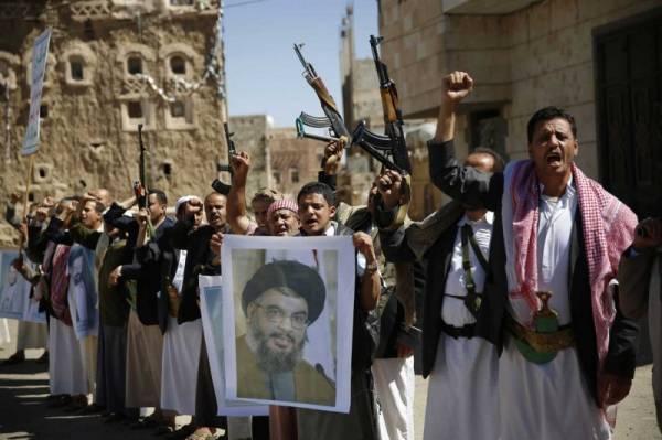 الحوثيون يعترفون بدعم ايران وحزب الله لمليشياتهم