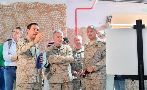 جنرال أمريكي يؤكد بأن حطام الصواريخ الحوثية يثبت علاقة إيران بالهجمات على السعودية..!