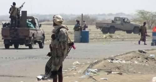 عشرات القتلى والأسرى الحوثيين بينهم ضابط برتبة كبيرة شمال الضالع