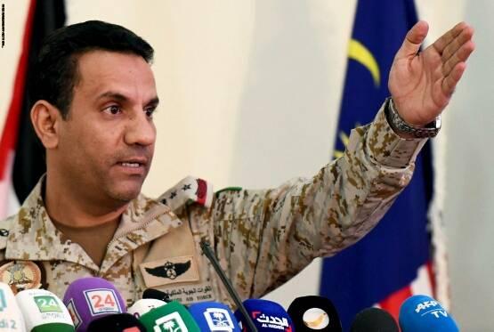 """ناطق التحالف يكشف في تصريح عاجل نتائج التحقيقات الأولية بشأن استهداف """"أرامكو"""" السعودية ومن أين جاءت الطائرات ونوعها..!"""