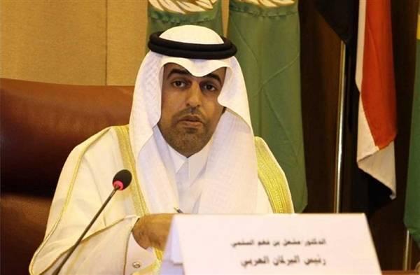 أول تعليق لرئيس البرلمان العربي على محاكمة الحوثيين للبركاني و 34 برلمانياً يمنياً آخرين ومصادرة أملاكهم..!