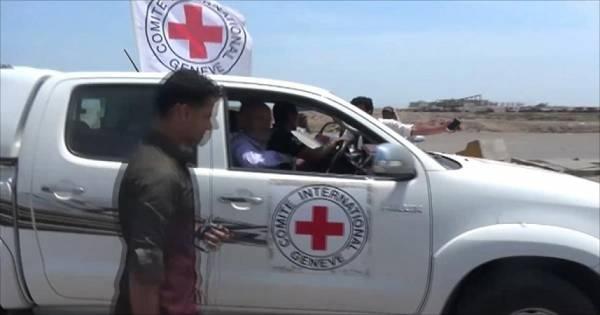 بعثة الصليب الأحمر الدولي تتعرض للنهب في محافظة مأرب