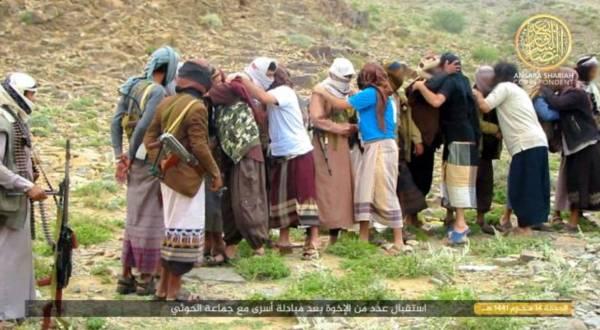 في عملية هي الرابعة.. تبادل للأسرى بين الحوثيين وتنظيم القاعدة وسط تكتم من المليشيا..!؟ - (تفاصيل)