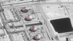 """شاهد صوراً جديدة للدفاع السعودية تظهر """"أسلحة إيرانية"""" في الهجمات وتؤكد: الهجوم تم بـ 18 طائرة و7 صواريخ انطلقت من هذا المكان..!"""