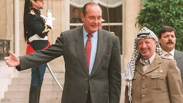 """رحيل شيراك.. """"صديق العرب"""" الذي وقف في وجه بوش"""