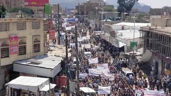 نجاة الناطق الرسمي لاعتصام الحجرية بتعز من محاولة اغتيال هي الثالثة..!