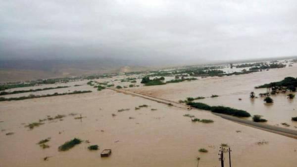 في حصيلة غير نهائية.. إعصار &#34لبان&#34 يودي بحياة 11 مواطناً في المهرة
