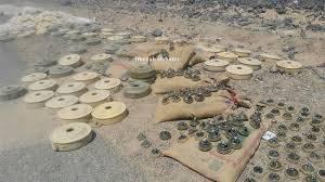 1940 قتيل وجريح بالغام الحوثيين وثقها &#34تحالف رصد&#34