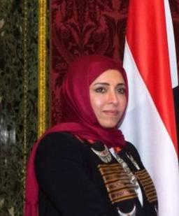 الطوقي تبحث مع نائب وزير الخارجية الإيطالي تداعيات إنقلاب المليشيا الحوثية وعدداًمن القضايا