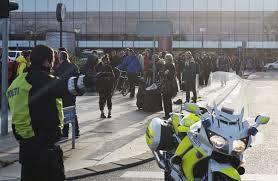 الدنمارك تتهم إيران بتحضير اعتداء على أراضيها