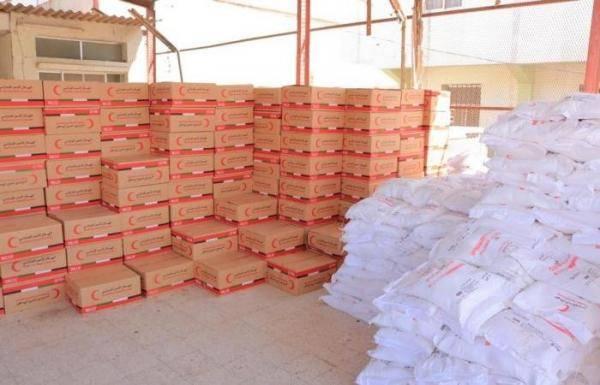 اغاثة جديدة لـ«هلال الإمارات» في الساحل الغربي بـ 35 طناً من المواد الغذائية