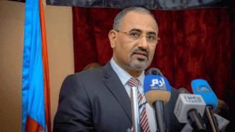 أول تصريح لعيدروس الزبيدي بعد عودة الحكومة الى عدن.. ماذا قال؟