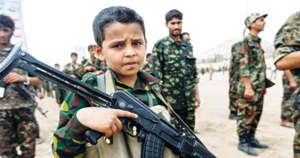 في الذكرى 30 لاتفاقية حقوق الطفل.. ميليشيا الحوثي حرمت أطفال اليمن من حقهم في الحياة