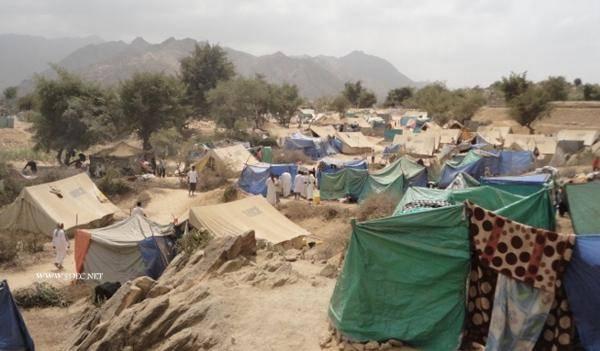 الحوثيون يشردون 20 الف مواطن خلال 6 اشهر في حجة