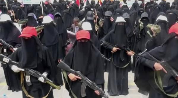 ماذا تعرف عن عن قوات &#34الباسيج&#34 النسائي الحوثي :الزينبات&#34..!؟ - تفاصيل