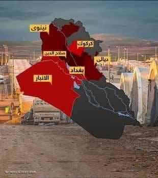 """""""بابل"""" خط أحمر إيراني.. أهداف طائفية وتحركات صاروخية!!"""