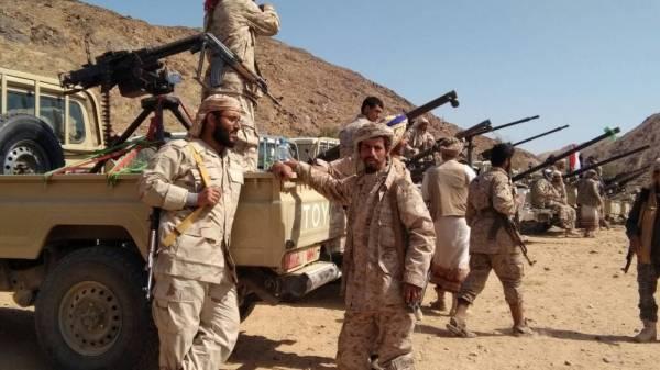 البيضاء.. تحرير مواقع جديدة بجبهتي الملاجم وقانية ومقتل وجرح عدد من الحوثيين