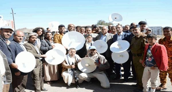 شبكات الواي فاي في مناطق سيطرة الحوثيين تبدء خطواتها لمواجهة تعسفات وابتزاز المليشيا