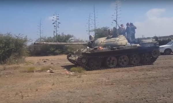 مقتل وجرح 25 من المليشيات الحوثية جنوب دمت بالضالع